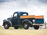 Photos of Chevrolet Pickup Truck (AK) 1941
