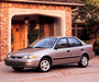 Wallpapers of Chevrolet Prizm 1998–2002