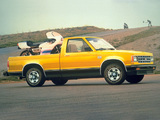 Chevrolet S-10 1982–93 photos