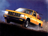 Pictures of Chevrolet S-10 1982–93
