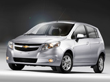 Chevrolet Sail Hatchback 2010 photos