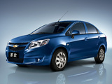 Chevrolet Sail 2010 pictures