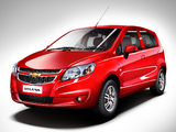 Chevrolet Sail U-VA 2012 images