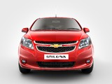 Chevrolet Sail U-VA 2012 wallpapers