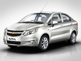 Chevrolet Sail IN-spec 2013 images