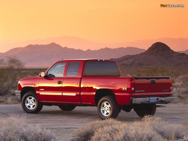 "photo of 07 chevy extended cab в""– 104440"