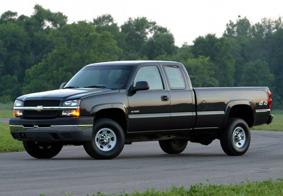 "photo of 07 chevy extended cab в""– 104466"
