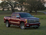 Chevrolet Silverado High Country Crew Cab 2013 images