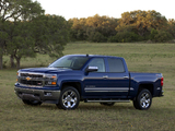 Chevrolet Silverado Z71 Crew Cab 2013 photos