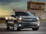 Images of Chevrolet Silverado Texas Edition 2014