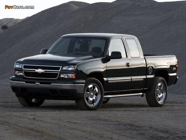 "photo of 07 chevy extended cab в""– 104426"