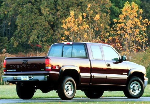 Chevy 2002 Silverado