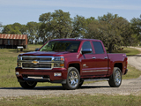 Pictures of Chevrolet Silverado High Country Crew Cab 2013