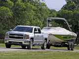 Chevrolet Silverado Z71 Crew Cab 2013 wallpapers