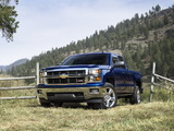 Chevrolet Silverado Z71 Extended Cab 2013 wallpapers