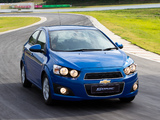 Chevrolet Sonic Sedan TH-spec 2012 photos