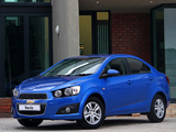 Chevrolet Sonic Sedan ZA-spec 2012 wallpapers