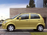 Chevrolet Spark (M200) 2005–07 photos