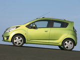 Chevrolet Spark (M300) 2010–13 photos