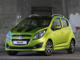 Chevrolet Spark ZA-spec (M300) 2013 photos