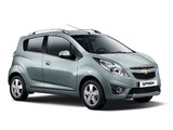Photos of Chevrolet Spark (M300) 2010–13