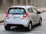 Photos of Chevrolet Spark ZA-spec (M300) 2013