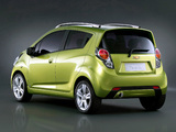 Chevrolet Spark (M300) 2010–13 wallpapers