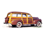 Chevrolet Special Deluxe Woodie Wagon 1941 wallpapers