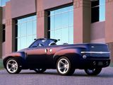 Chevrolet SSR Concept 2000 wallpapers