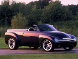 Images of Chevrolet SSR Concept 2000
