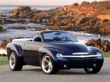 Photos of Chevrolet SSR Concept 2000