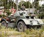 Images of T17E1 Staghound (Mk I) 1942