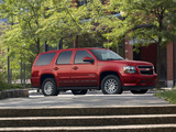 Chevrolet Tahoe Hybrid (GMT900) 2008 photos