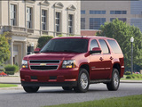 Chevrolet Tahoe Hybrid (GMT900) 2008 pictures