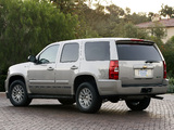 Chevrolet Tahoe Hybrid (GMT900) 2008 wallpapers