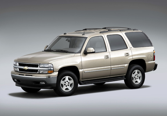 Pictures of Chevrolet Tahoe (GMT840) 2000–06 (1600x1200)