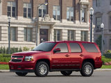 Pictures of Chevrolet Tahoe Hybrid (GMT900) 2008