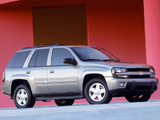 Chevrolet TrailBlazer 2001–05 images