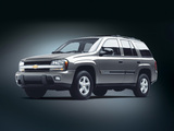 Chevrolet TrailBlazer 2001–05 photos