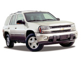 Chevrolet TrailBlazer 2001–05 wallpapers