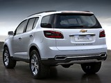 Chevrolet TrailBlazer Concept 2011 pictures