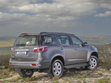 Chevrolet TrailBlazer ZA-spec 2012 images