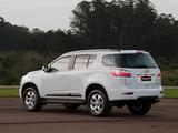 Chevrolet TrailBlazer 2012 images
