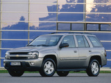 Images of Chevrolet TrailBlazer 2001–05