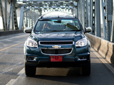 Images of Chevrolet TrailBlazer TH-spec 2012