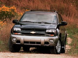 Photos of Chevrolet TrailBlazer 2001–05