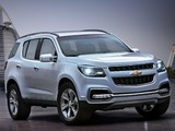 Photos of Chevrolet TrailBlazer Concept 2011
