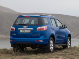 Photos of Chevrolet TrailBlazer 2012