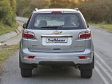Pictures of Chevrolet TrailBlazer ZA-spec 2012