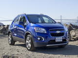 Chevrolet Trax CA-spec 2012 photos